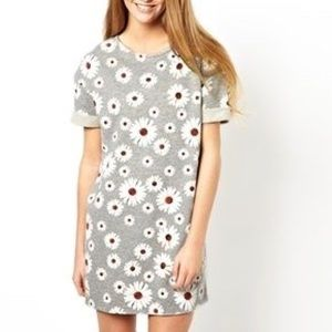 ASOS Daisy Print Dress